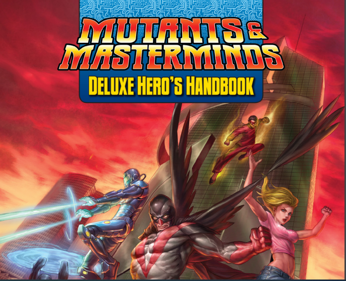 Mutants And Masterminds PDF