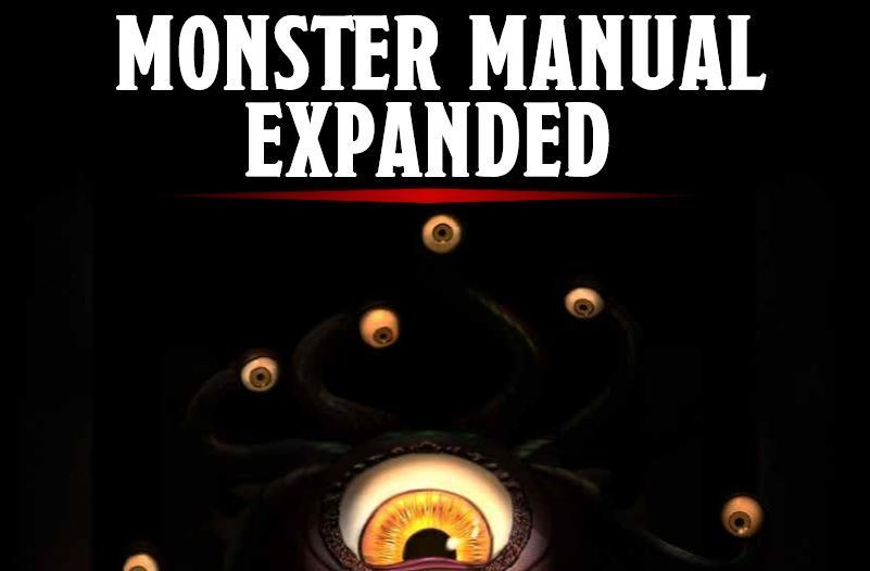 monster manual 5e pdf