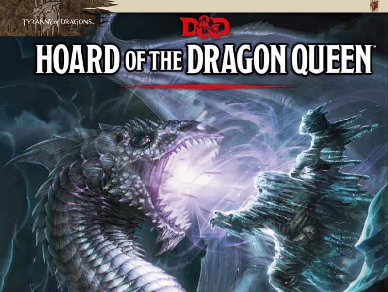 """Download """"Hoard Of The Dragon Queen PDF"""""""