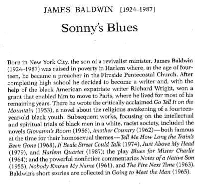 "Download ""Sonny's Blues PDF"" (2020)"